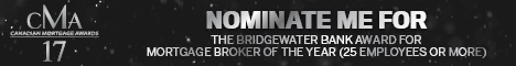 CMA17 Nominate Me Bank Award for Mortgage Broker of the Year 25 Employees or More
