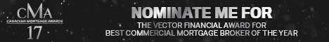 CMA17 Nominate Me Best Commercial Mortgage Broker of the Year