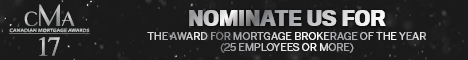 CMA17 Nominate Us Mortgage Brokerage of The Year 25 Employees Or More
